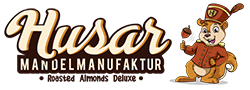 Husar Mandelmanufaktur | Roasted Almonds Deluxe Logo